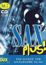 SAX PLUS 7 - POP SONGS FOR SAXO