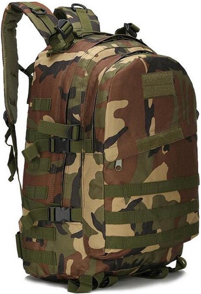 Backpack - Militair Tactisch - Camouflage - Wandelrugzak - 55 Liter