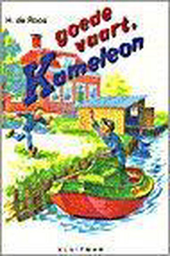 Goede Vaart, Kameleon! - H. de Roos | Fthsonline.com