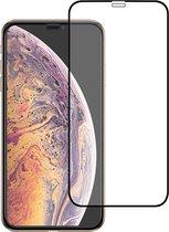 iPhone Xs Screenprotector Tempered Glass 3D Full Screen Cover Gehard