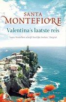 Boek cover Valentinas laatste reis van S. Montefiore (Paperback)
