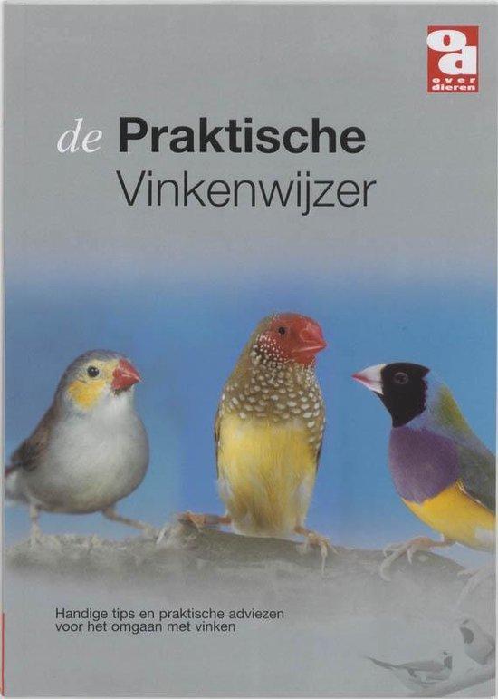 Over Dieren 191 - De praktische vinkenwijzer - P. Onderdelinden pdf epub