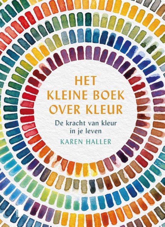 Het kleine boek over kleur (boekentip)