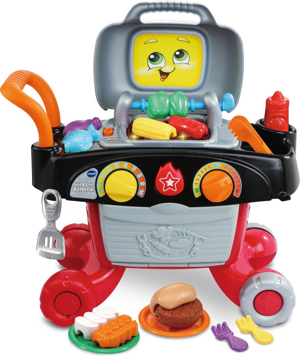VTech Preschool Gril & Leer Barbecue Speelgoed BBQ BBQ.nl