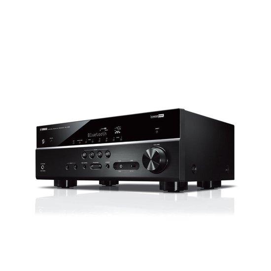 Yamaha HTR-4072 (RX-V485) - 5.1 kanaals AV Receiver - Zwart