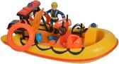 Simba - Brandweerman Sam - Neptune Boot Incl. Figuur
