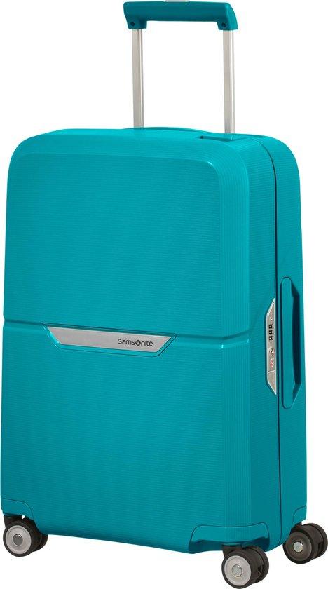 Samsonite Reiskoffer - Magnum Spinner 55/20 (Handbagage) Caribbean Blue