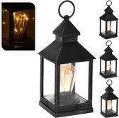 Nedis ANX000010 decoratieve verlichting Lichtdecoratie figuur Zwart, Transparant 1 lampen LED