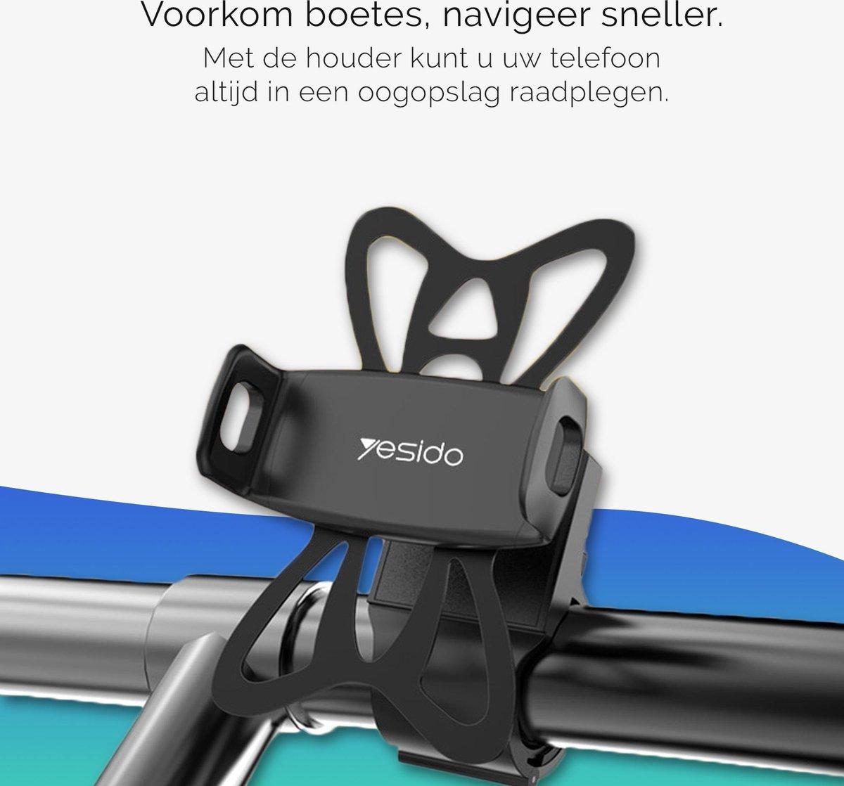 Telefoonhouder Fiets iPhone 7 Plus / Fiets Iphone 6 & 7 Houder / Fiets Telefoon Houder Samsung s7