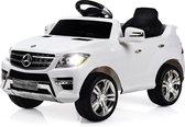 Elektrische Kinderauto - Mercedes Benz ML350 - 6V met Afstandsbediening