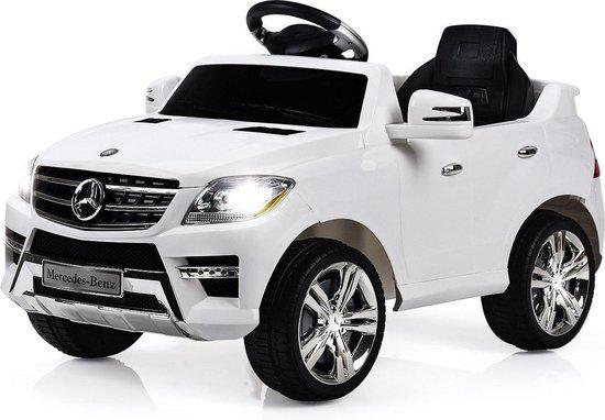 Bol Com Elektrische Kinderauto Mercedes Benz Ml350 6v Met Afstandsbediening