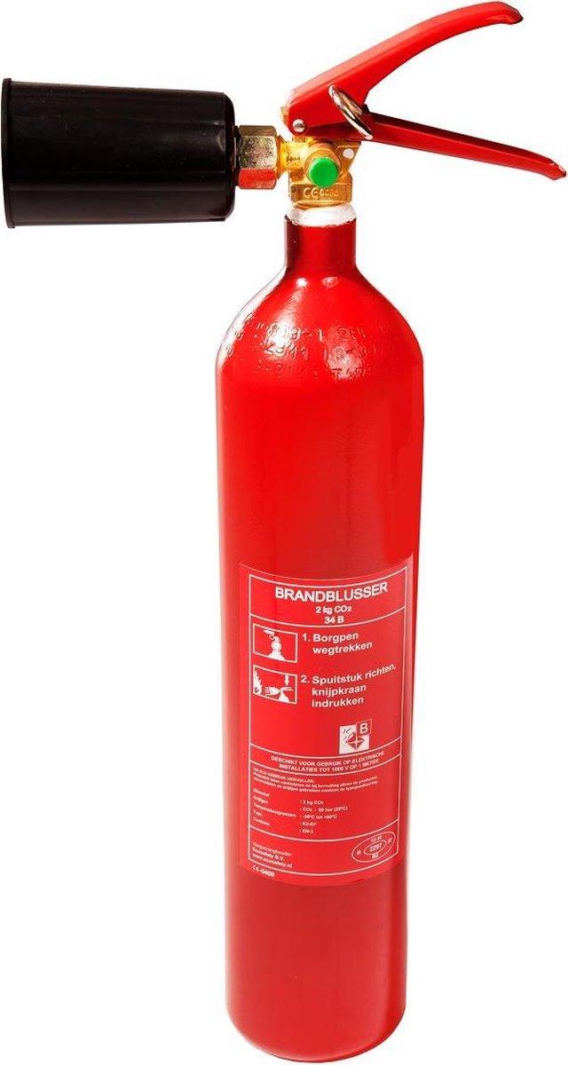 CO2 Brandblusser - 2 Kilogram