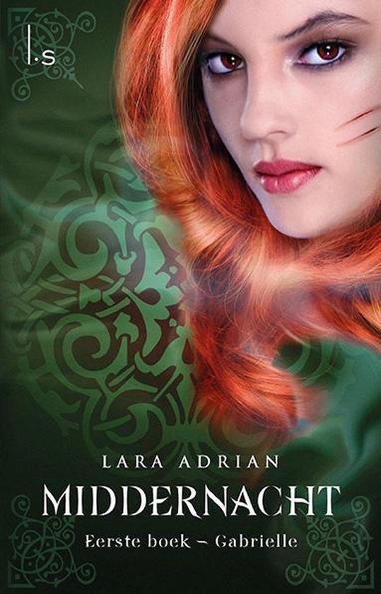Middernacht 1 - Gabrielle - Lara Adrian |