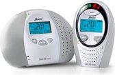 Alecto DBX-88GS Full Eco Dect Babyfoon met display - Grijs