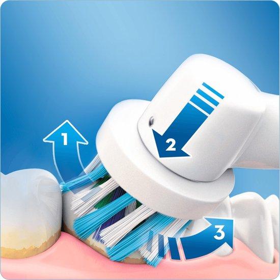 Oral-B Vitality 100 CrossAction -Elektrische Tandenborstel - Zwart - Oral B