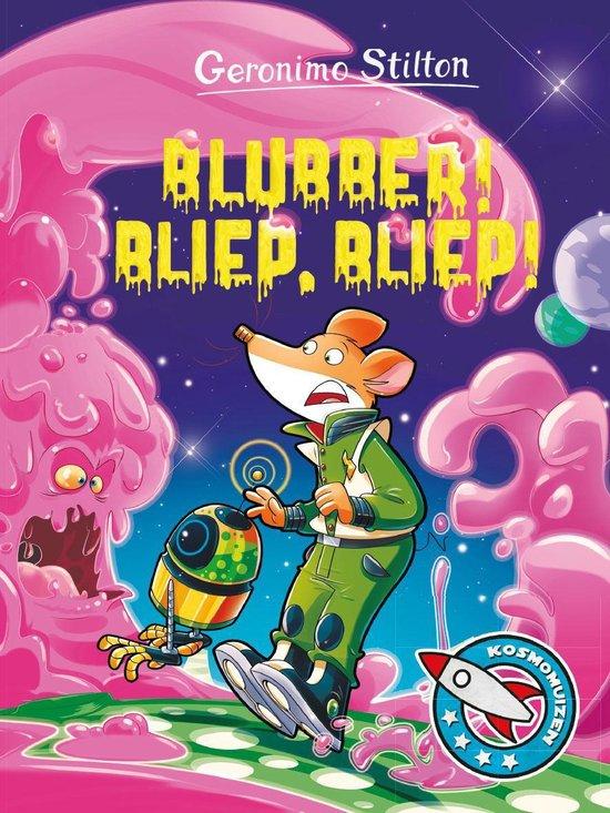 Blubber! Bliep, bliep! - Geronimo Stilton |
