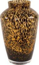 Glazen vaas  Hudson Cheetah Ø22,5 x H35 cm