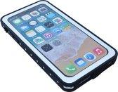 "Phonaddon Waterproof Hoesje iPhone XS 5.8"" Volledig Waterdicht Shockproof Case - Wit"