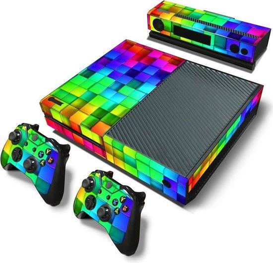 Cubes – Xbox One skin