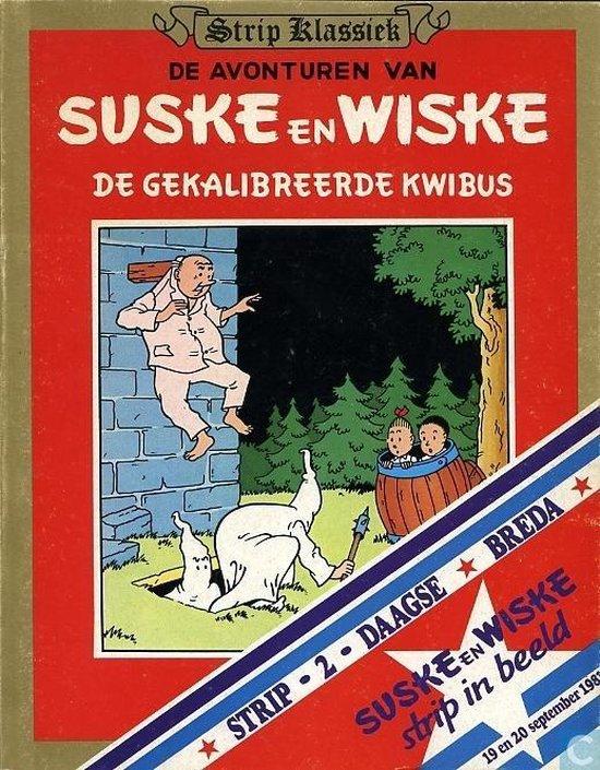 S&w klassiek 010 de gekalibreerde kwibus - Willy Vandersteen |