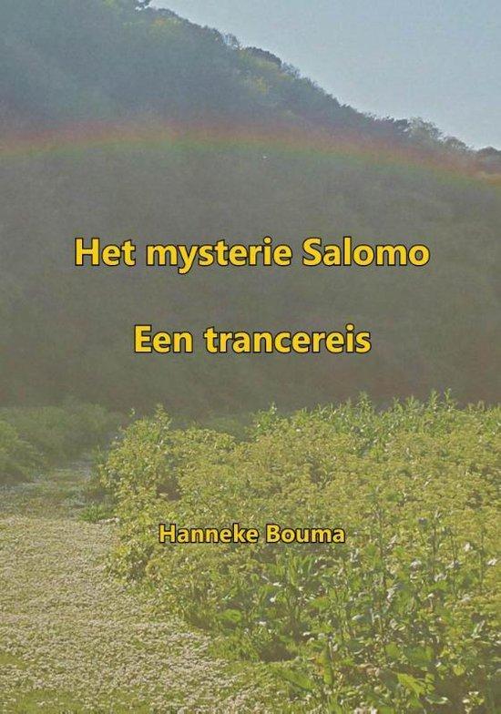 Het mysterie Salomo - Hanneke Bouma  