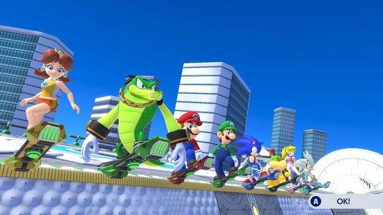 Mario & Sonic op de Olympische Spelen: Tokio 2020 - Switch