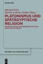 Boek cover Platonismus Und Spatagyptische Religion van