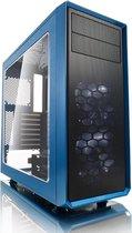 Fractal Design Focus G Midi-Toren Zwart, Blauw