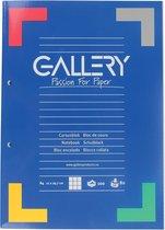 GALLERY CURSUSBL A4 80G Q 100V