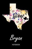 Home - Bryan - Notebook