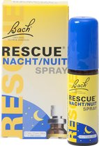 Bach Rescue Spray Nacht - 20 ml - Voedingssupplement