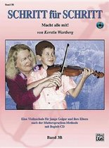 Step by Step 3b -- An Introduction to Successful Practice for Violin [schritt Fur Schritt]