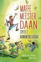Maffe Meester Daan 1 -   Maffe meester Daan speelt bananenslagbal