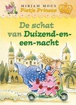 Boek cover De schat van duizend-en-een-nacht van Mirjam Mous (Onbekend)
