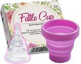 Fettle Cup Herbruikbare Menstruatiecup - Maat M - Roze