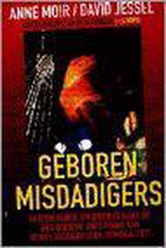 GEBOREN MISDADIGERS - David Jessel |