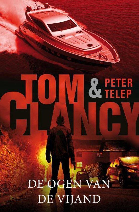 De ogen van de vijand - Tom Clancy |