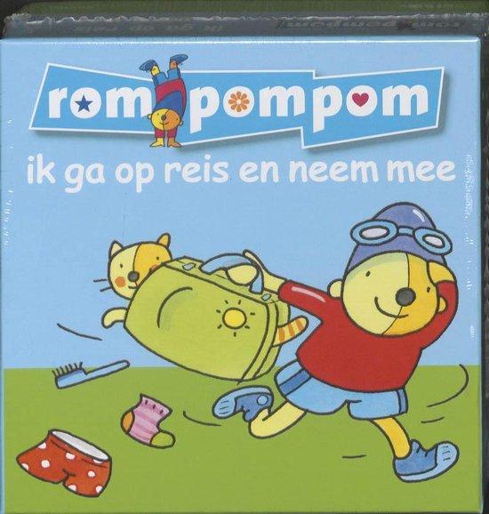 Rompompom Ik Ga Op Reis En Neem Mee¿ - M. Krijger  