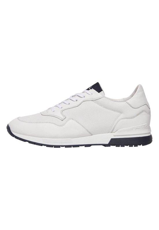 Van Lier Heren Sneakers Wit Maat 40