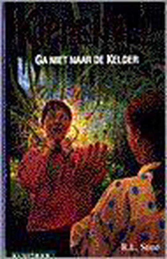 Ga Niet Naar De Kelder - R.L. Stine   Readingchampions.org.uk
