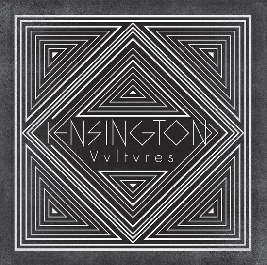 CD cover van Vultures van Kensington