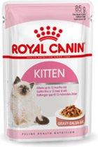 Royal Canin Kitten Instinctive - Katten natvoer - 12 x 85 g