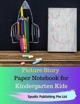 Picture Story Paper Notebook for Kindergarten Kids