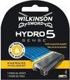 Wilkinson Hydro 5 Scheermesjes Sense - 4 Scheermesjes