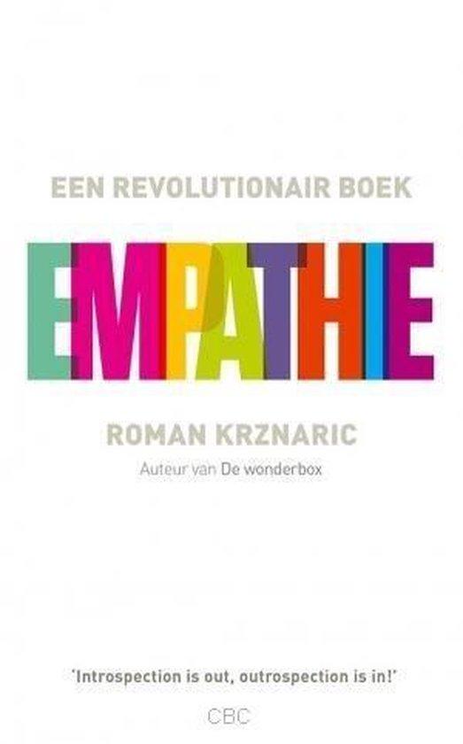 Empathie - Roman Krznaric   Readingchampions.org.uk