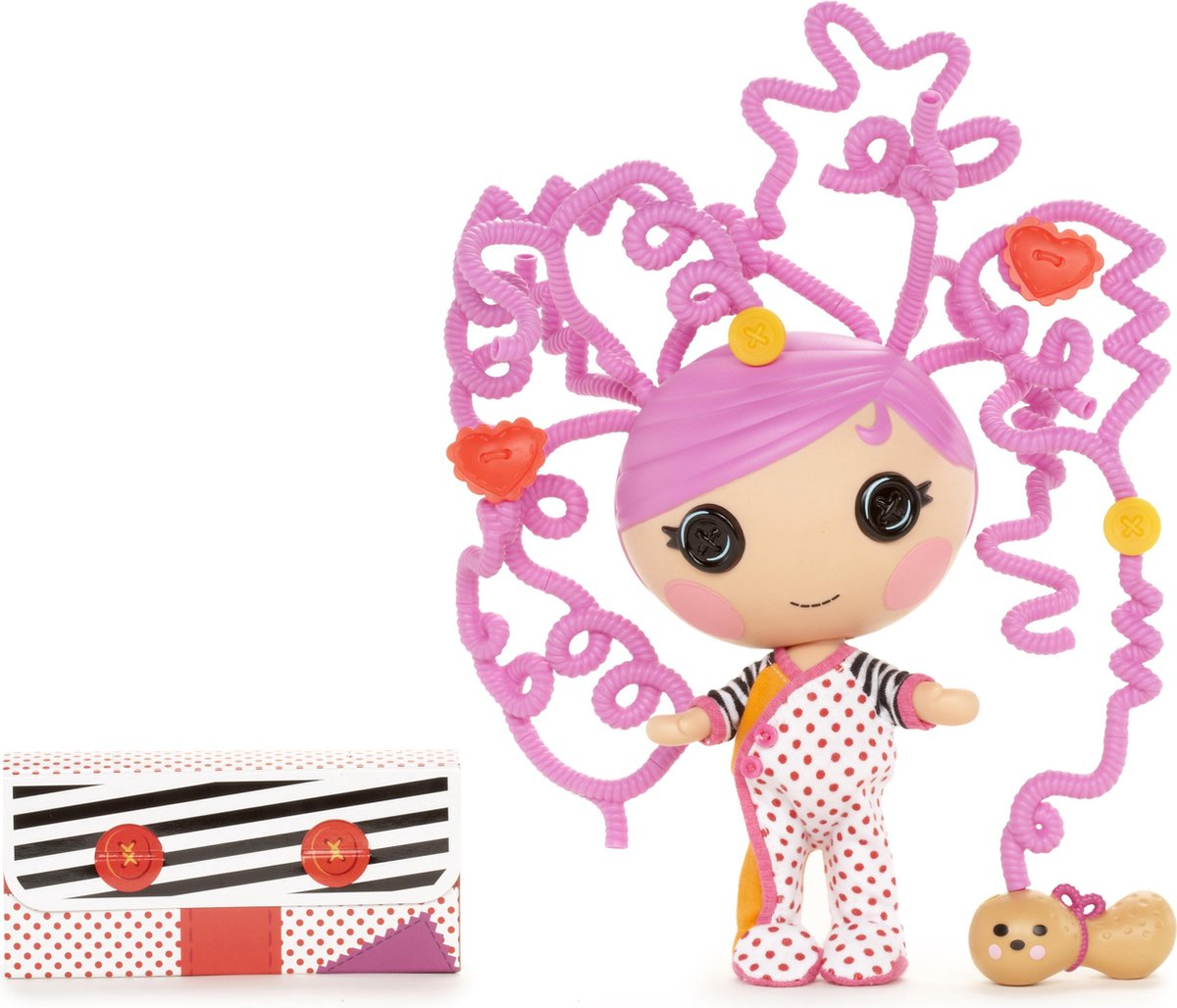 Lalaloopsy Littles Silly Hair - Squirt Lil Top