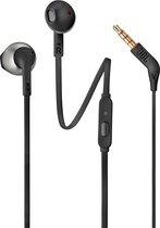 JBL T205 Zwart - In-ear oordopjes