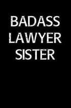 Badass Lawyer Sister