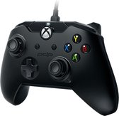 PDP controller - Official Licensed - Xbox One + Windows 10 - Zwart