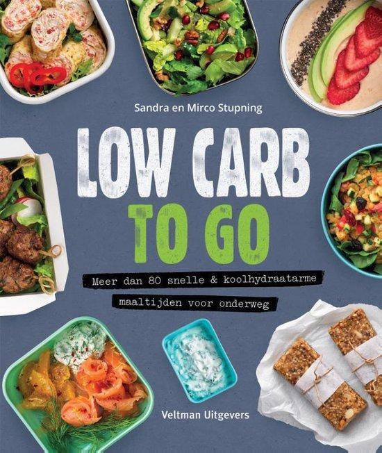 Low Carb to go - Sandra Stupning |